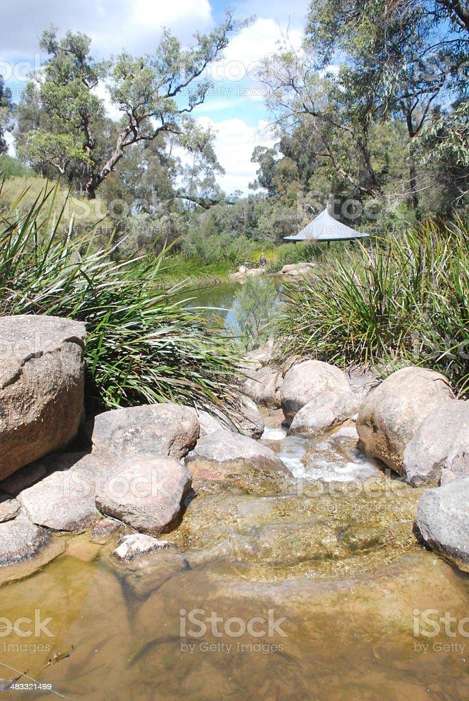 Kings Park Perth Australia stock photo