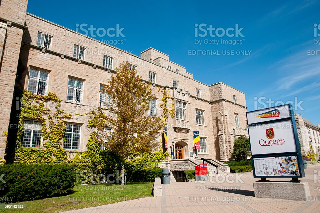 Kingston - Canada stock photo