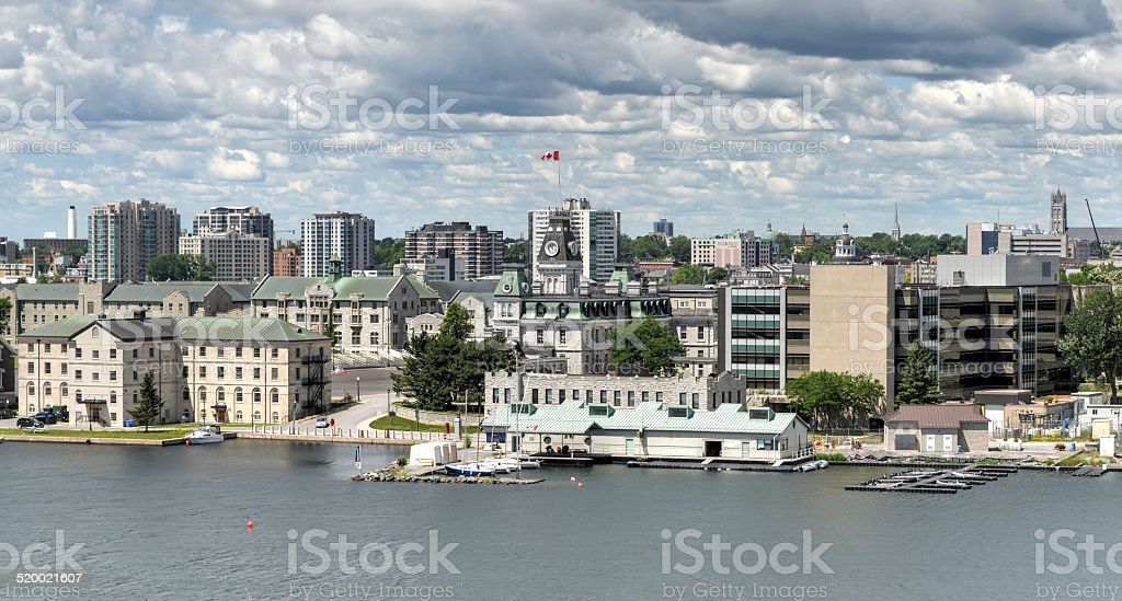 Kingston, Ontario Canada stock photo