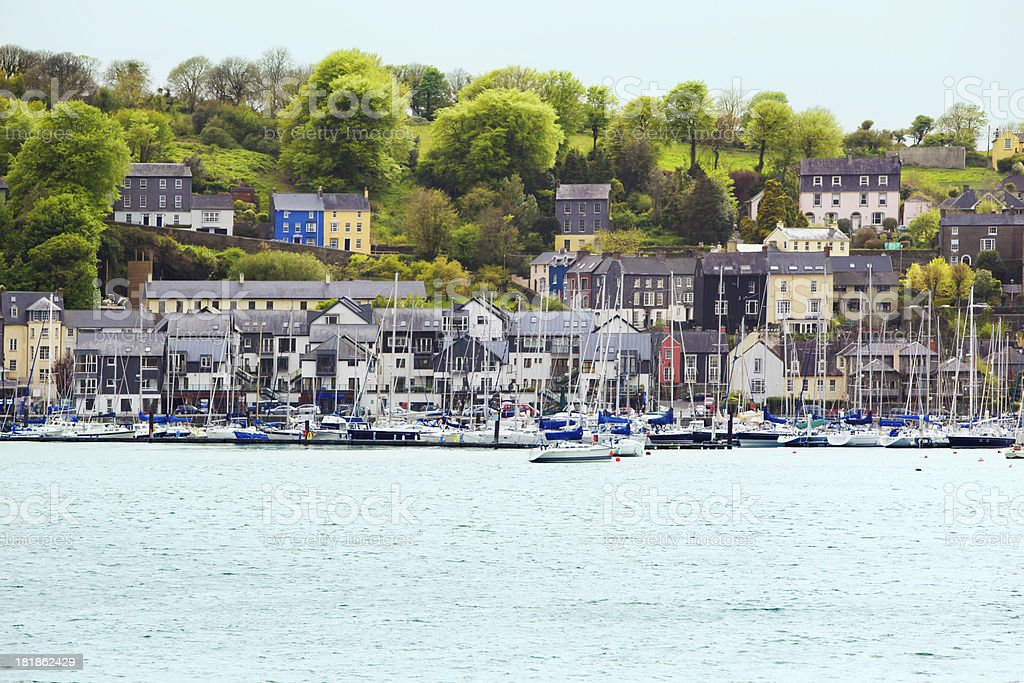 kinsale stock photo