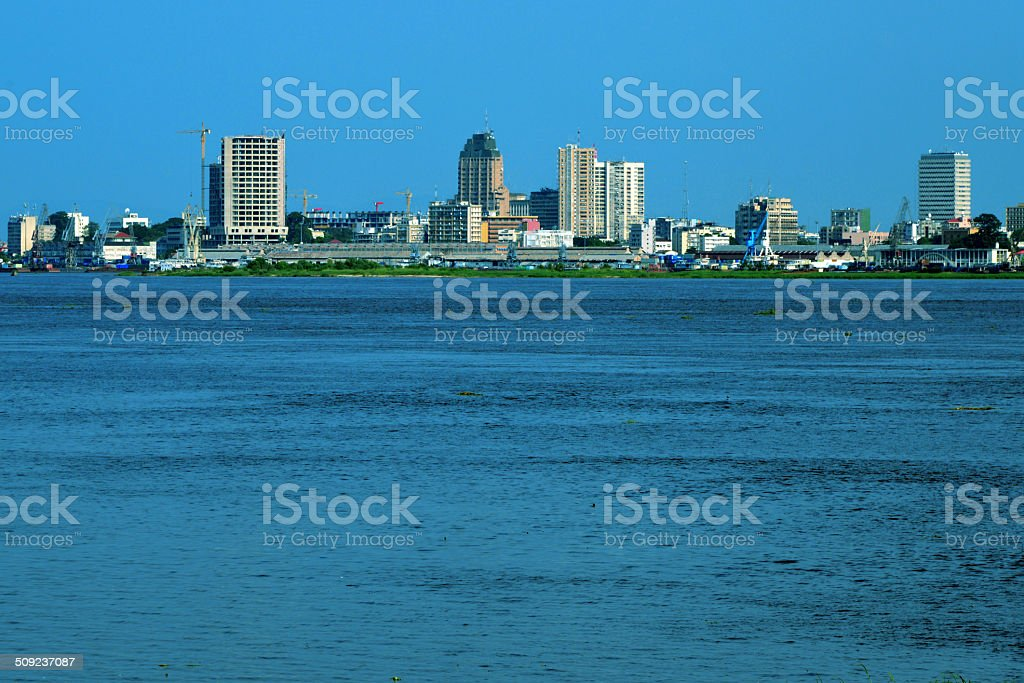 Kinshasa, Democratic Republic of the Congo stock photo