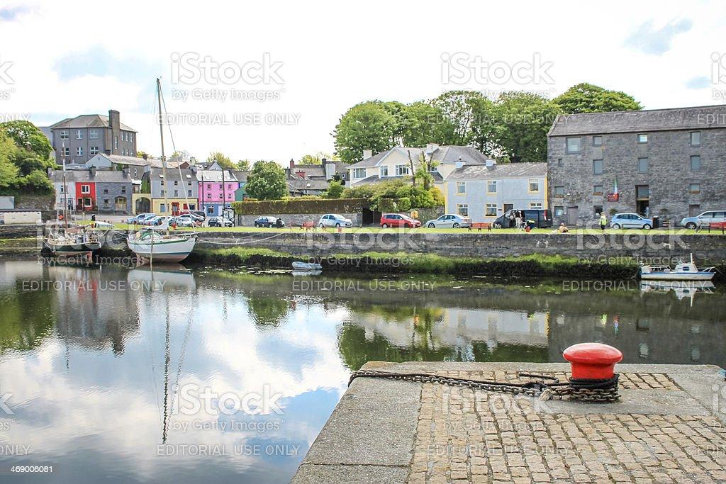 Kinvara, Ireland stock photo