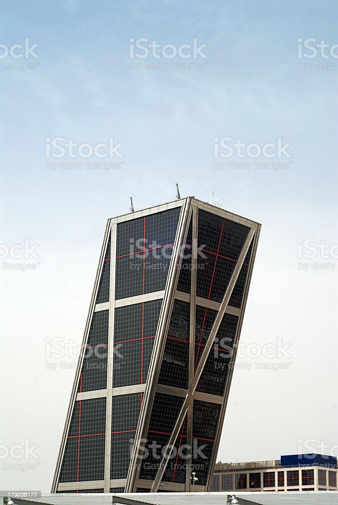 Kio towers stock photo