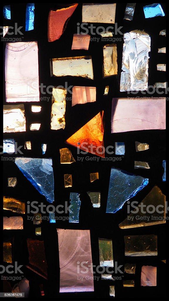 Kirchenfenster stock photo