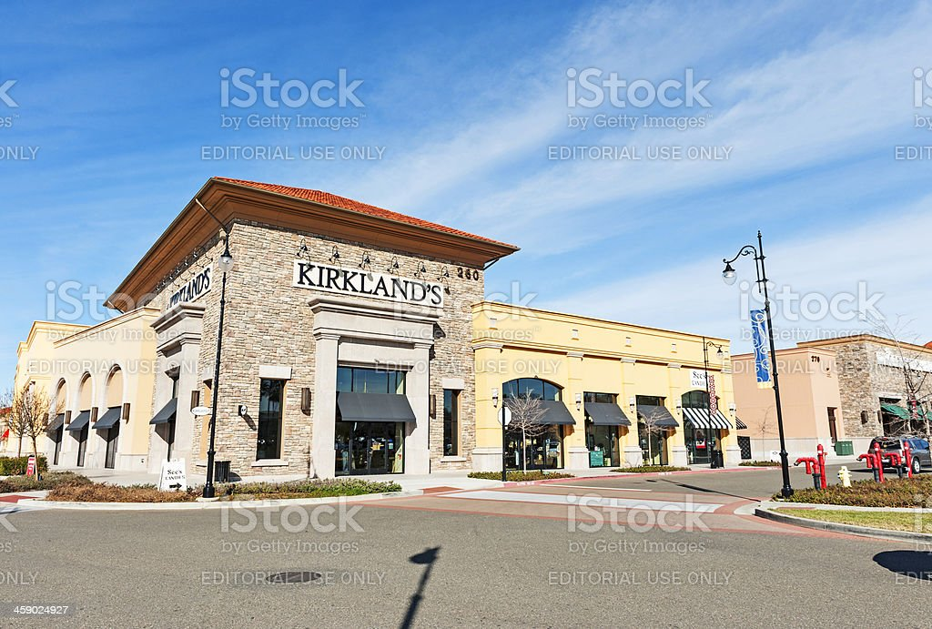 Kirklands royalty-free stock photo