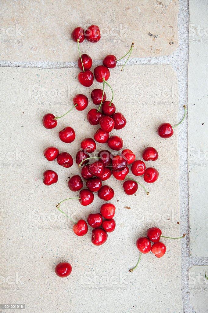 Kirschen stock photo