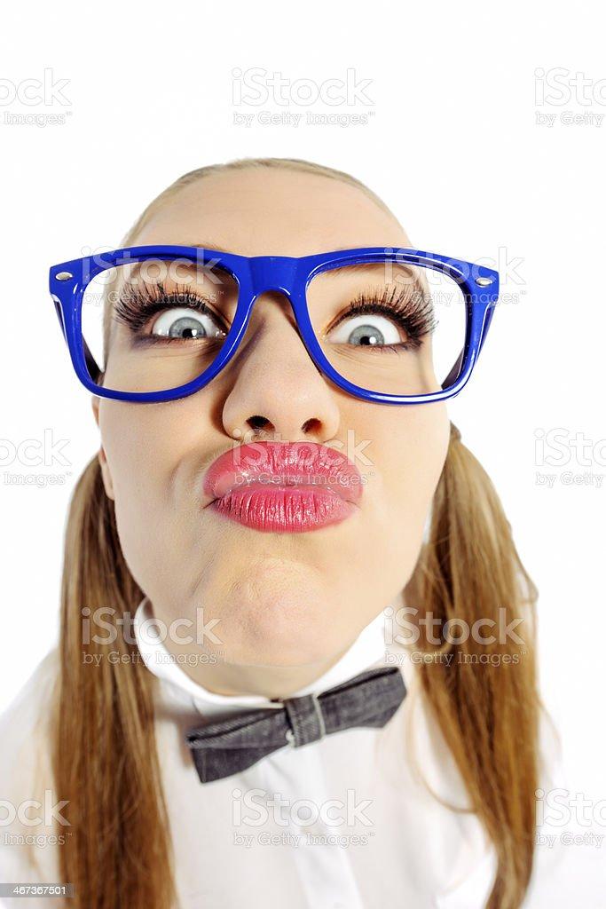 kiss you royalty-free stock photo