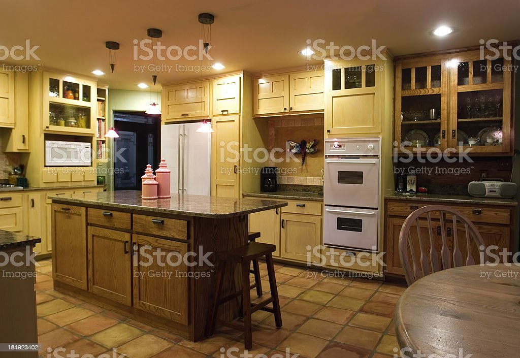 Kitchen - Almost Done 3 royalty-free stock photo