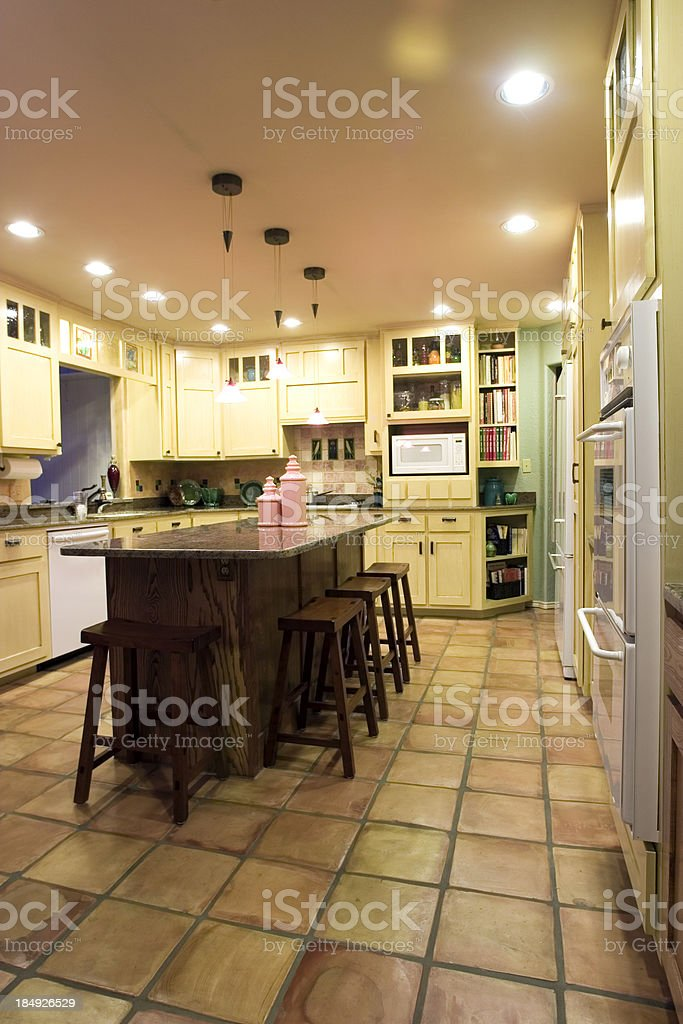 Kitchen - Almost Done 5 royalty-free stock photo