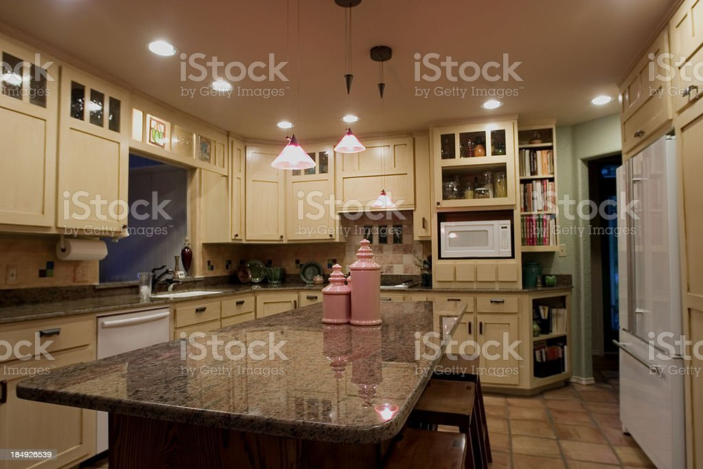 Kitchen - Almost Done 6 royalty-free stock photo
