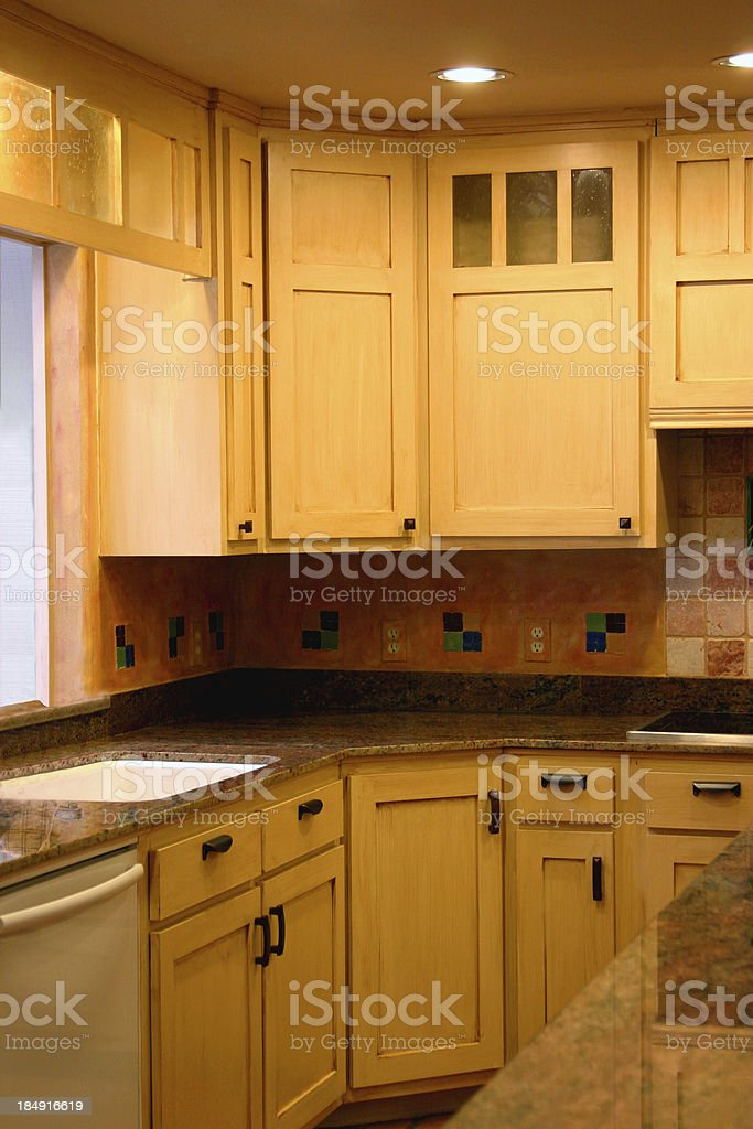 Kitchen - Almost Done royalty-free stock photo