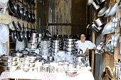 Kitchen appliance shop in Tulear Madagascar
