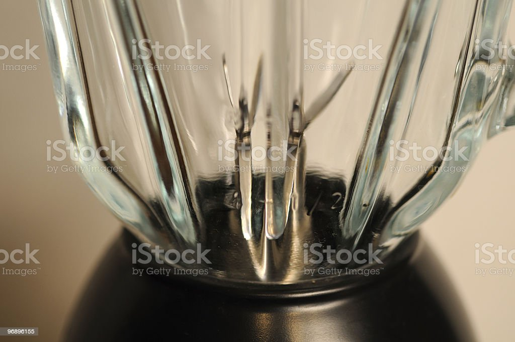 Kitchen blender royalty-free stock photo