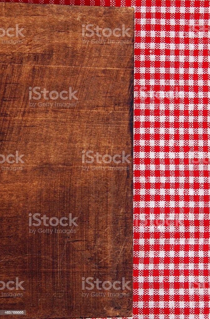 kitchen board stock photo