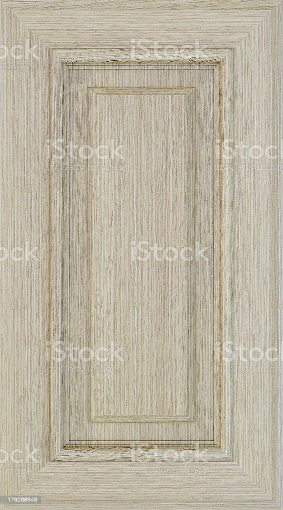 Kitchen cabinet door royalty-free stock photo