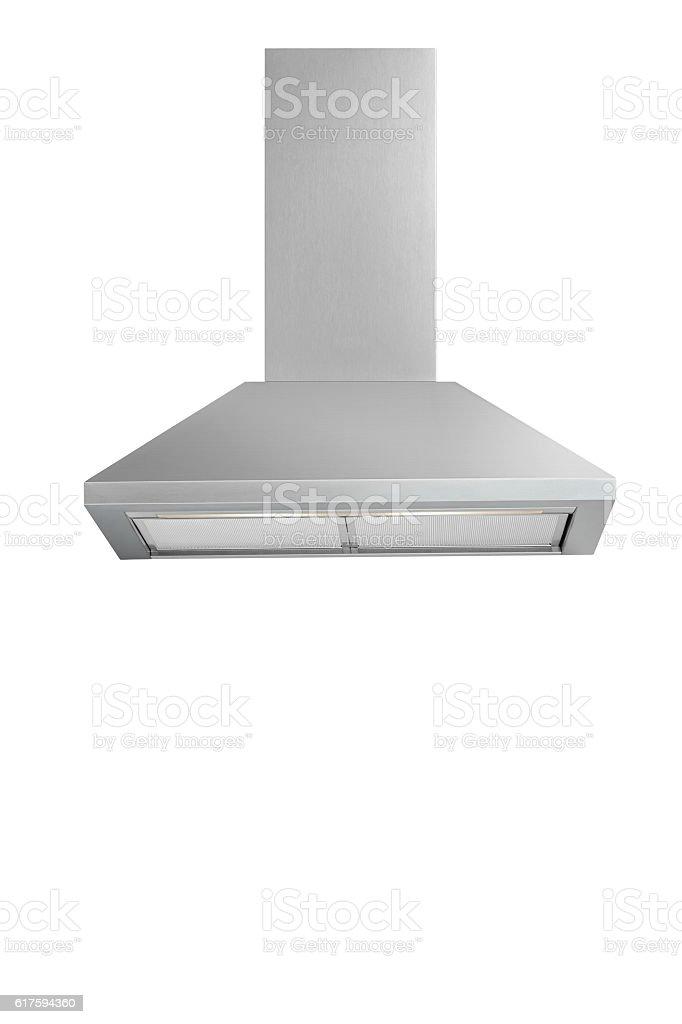 Kitchen chimney stock photo
