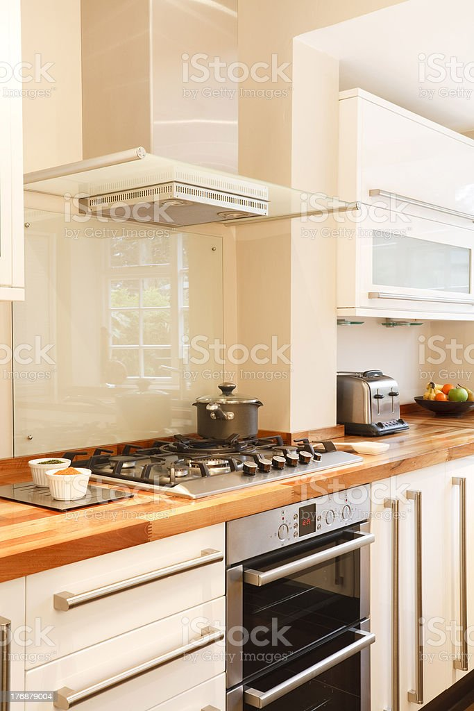 Kitchen closeup royalty-free stock photo