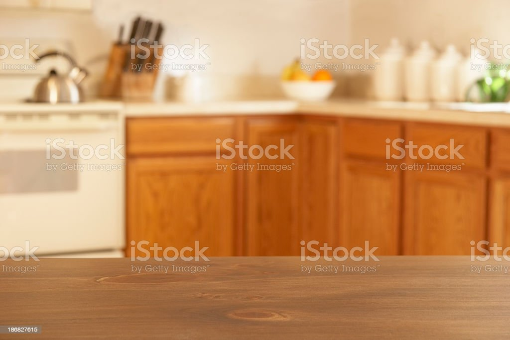 Kitchen Counters stock photo