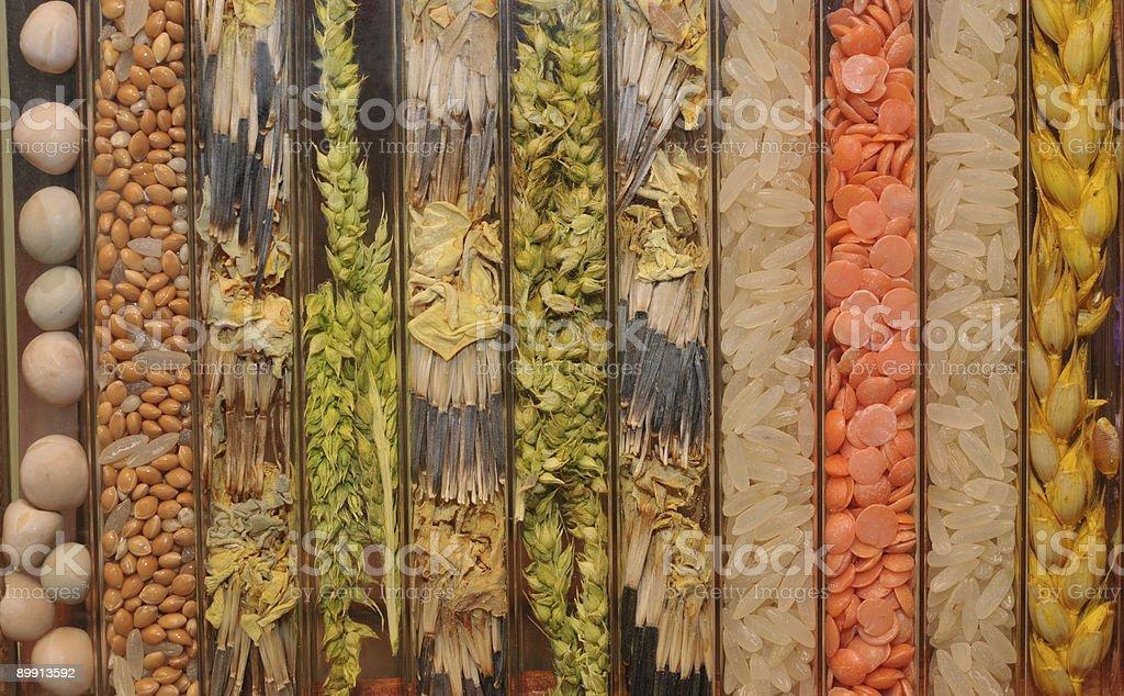kitchen decoration grits background royalty-free stock photo