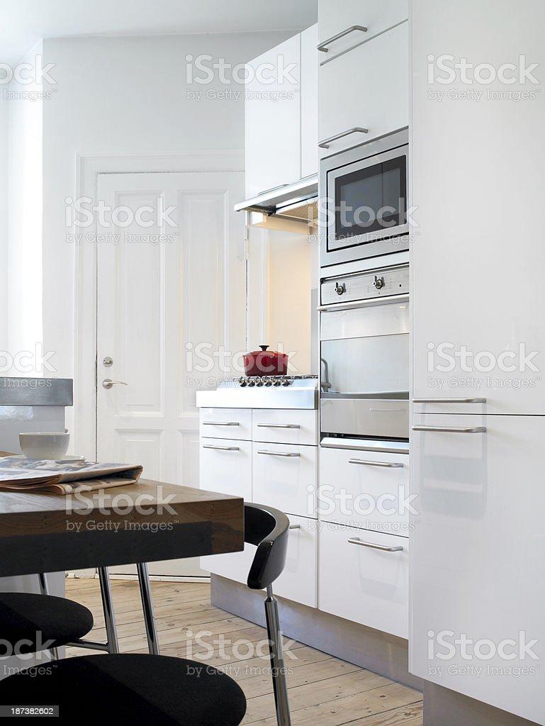 Kitchen detail stock photo