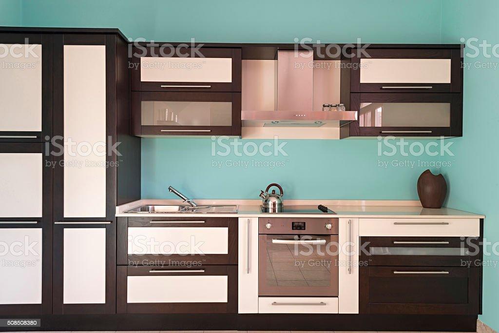 Kitchen elements stock photo