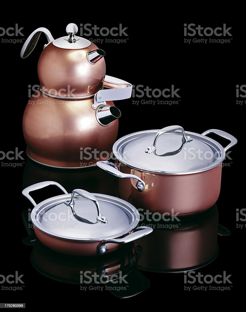 Kitchen Equipments royalty-free stock photo