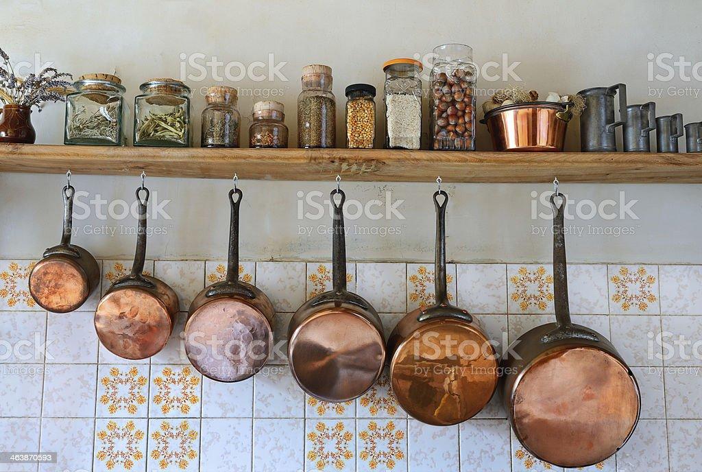 kitchen four stock photo