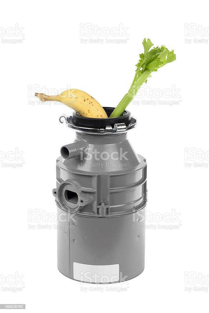 Kitchen Garbage Disposal royalty-free stock photo