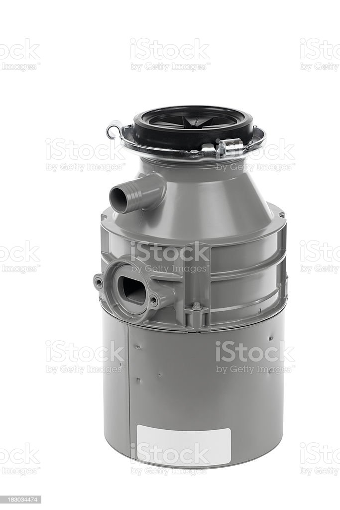 Kitchen Garbage Disposal royalty-free stock photo