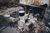 kitchen homeless