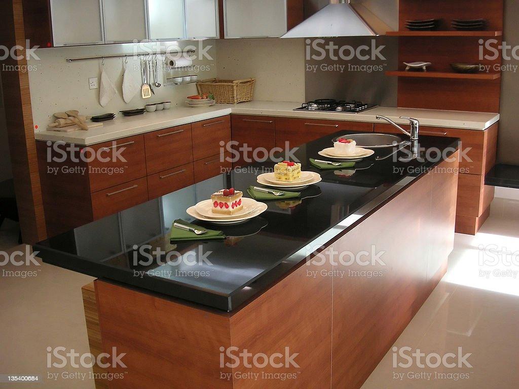 キッチン ロイヤリティフリーストックフォト