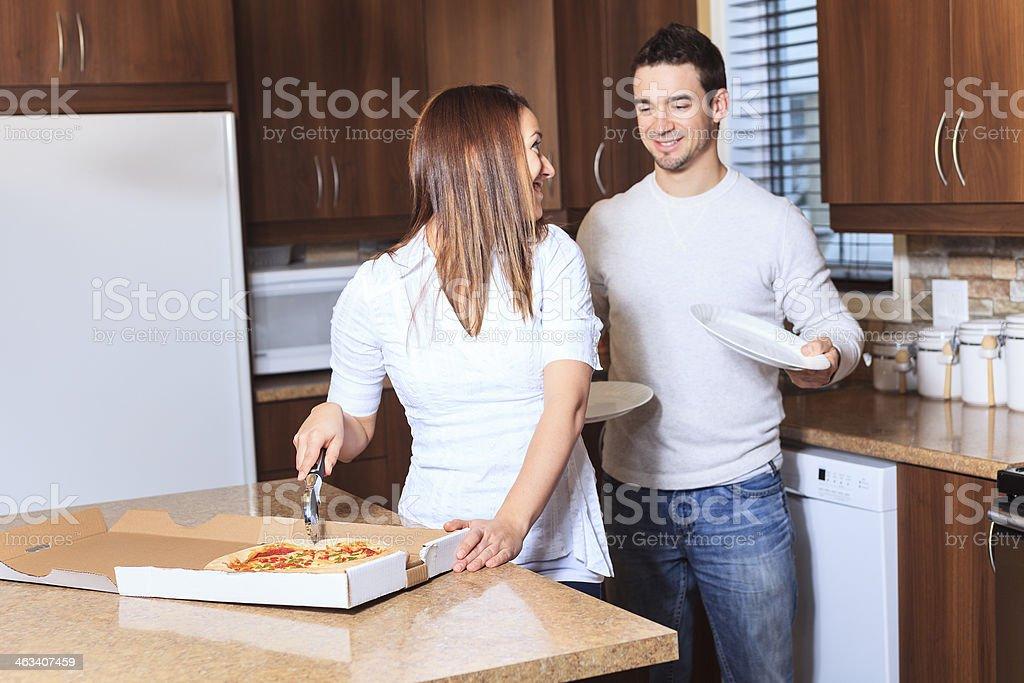 Kitchen - Plate royalty-free stock photo