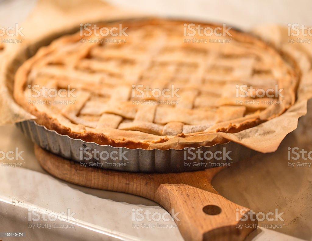 Kitchen, preparation, pie, pastry, stock photo
