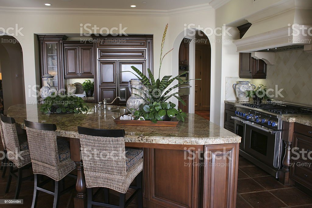 Kitchen series royalty-free stock photo