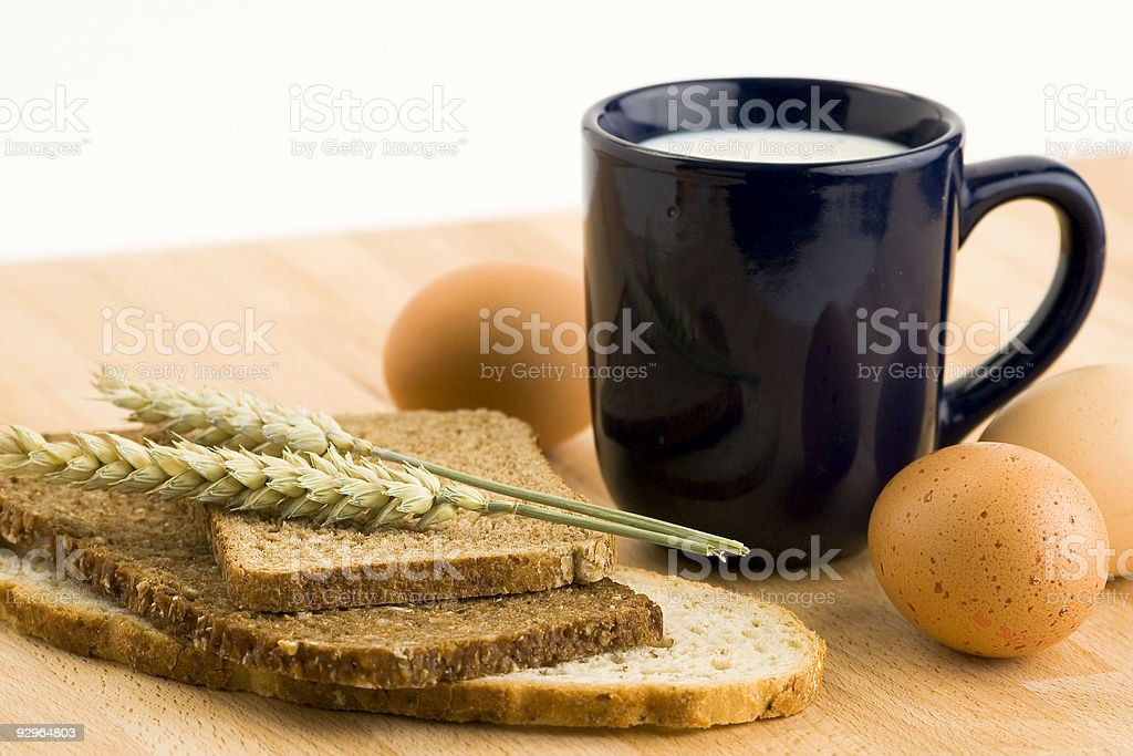 Kitchen still life royalty-free stock photo
