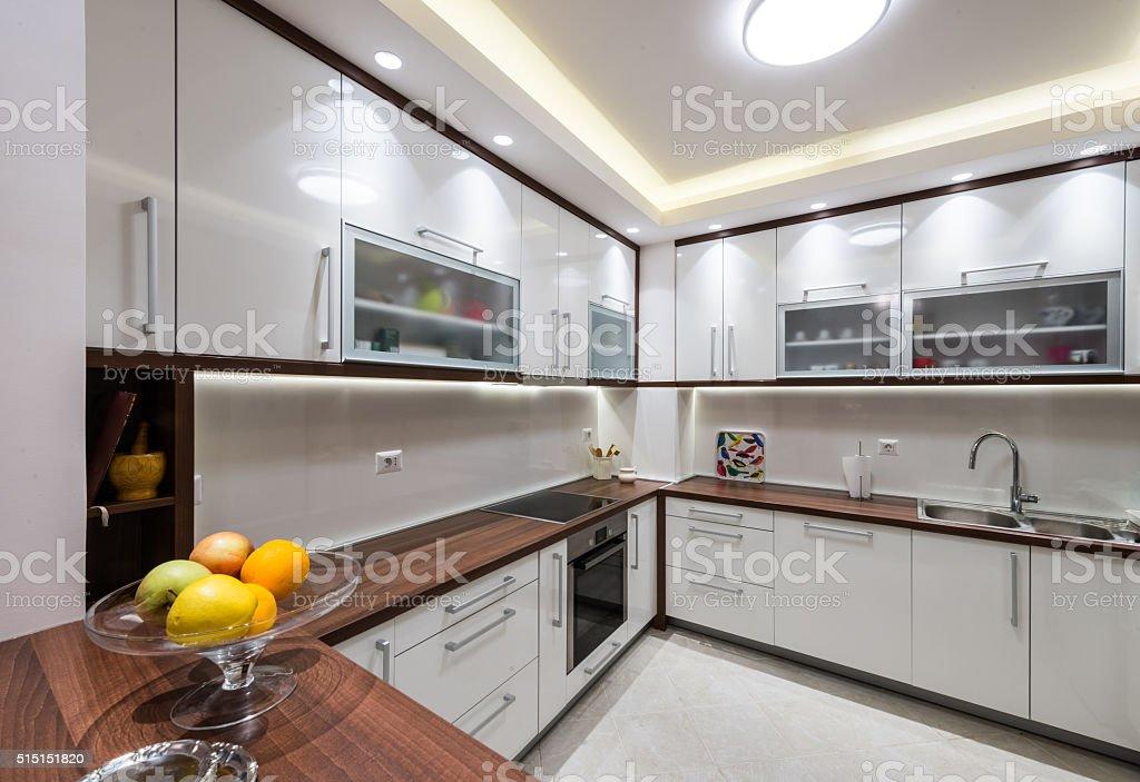 Kitchen surface stock photo