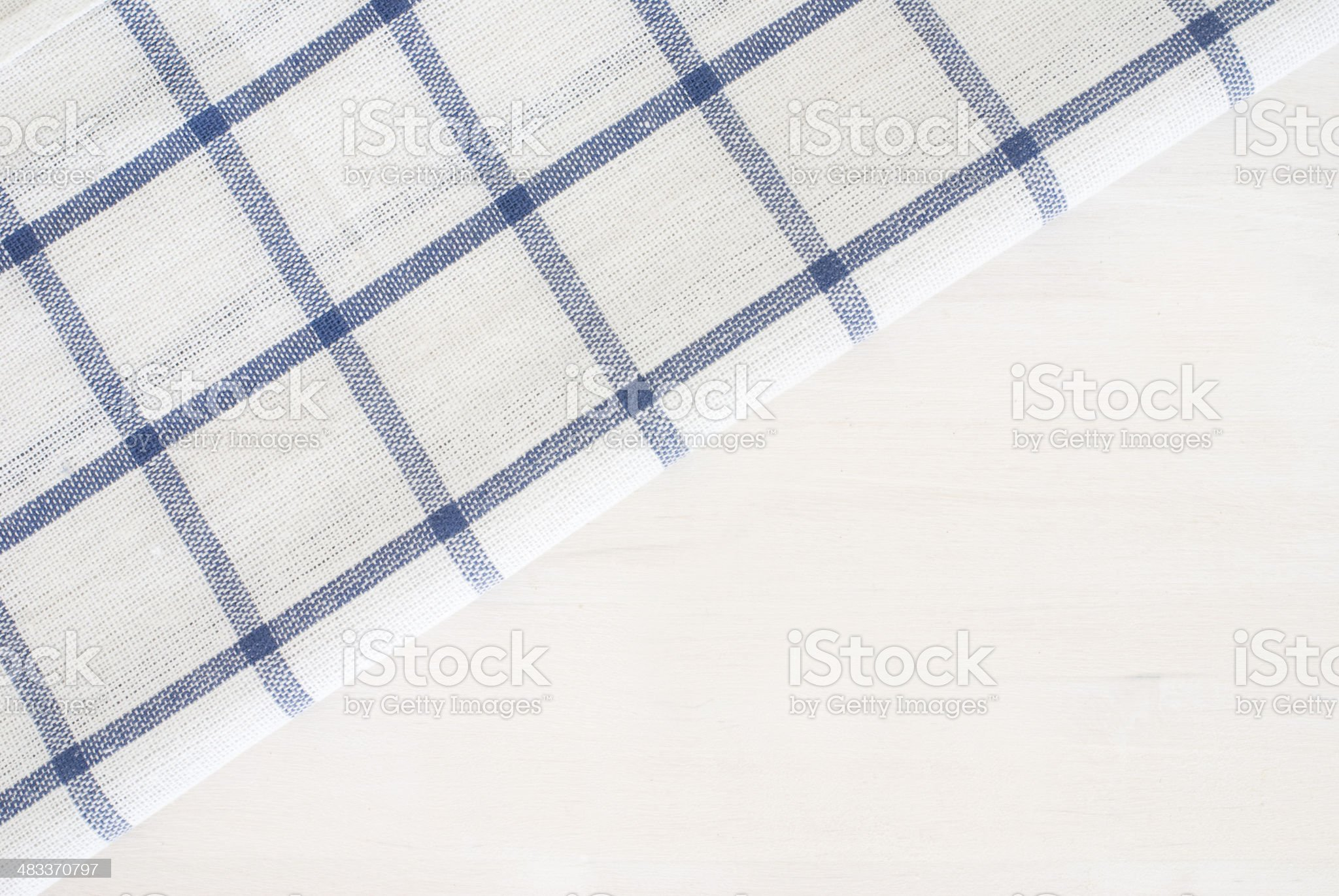 Kitchen Towel and bright background royalty-free stock photo