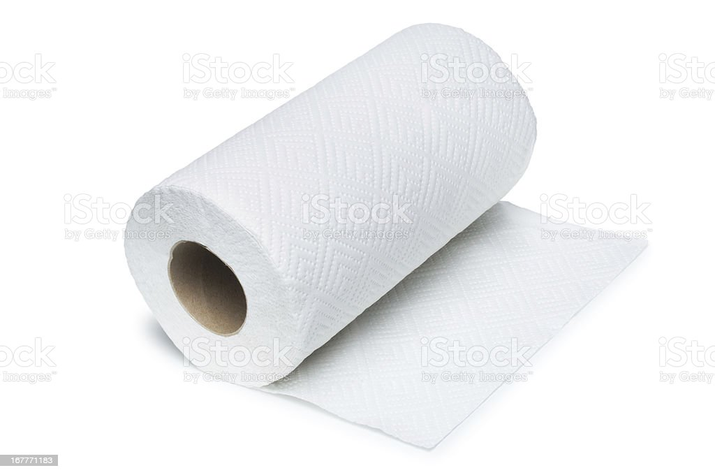 Kitchen Towel royalty-free stock photo