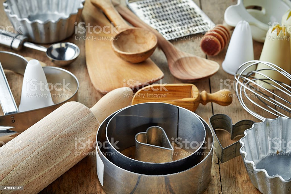 kitchen utensil stock photo