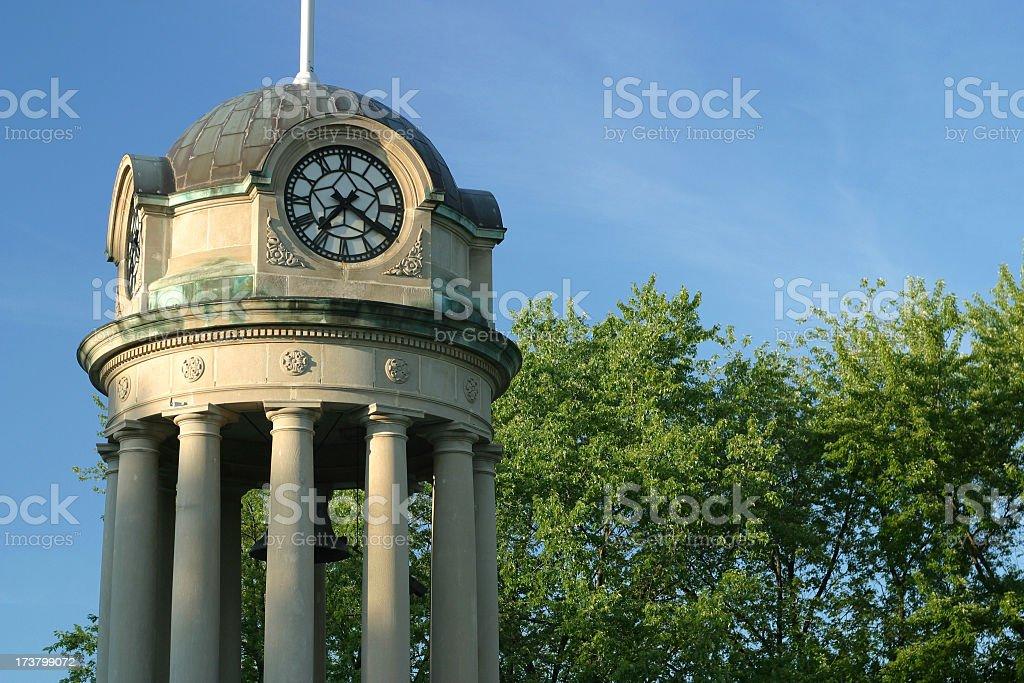 Kitchener Clock Tower stock photo