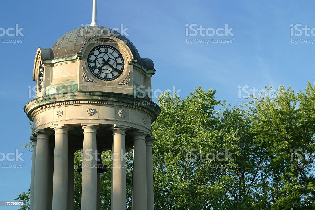 Kitchener Clock Tower stock photo