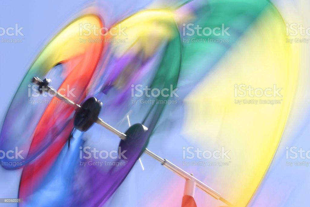 Kite-couleurs photo libre de droits