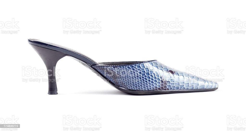 Kitten Heel Shoe stock photo