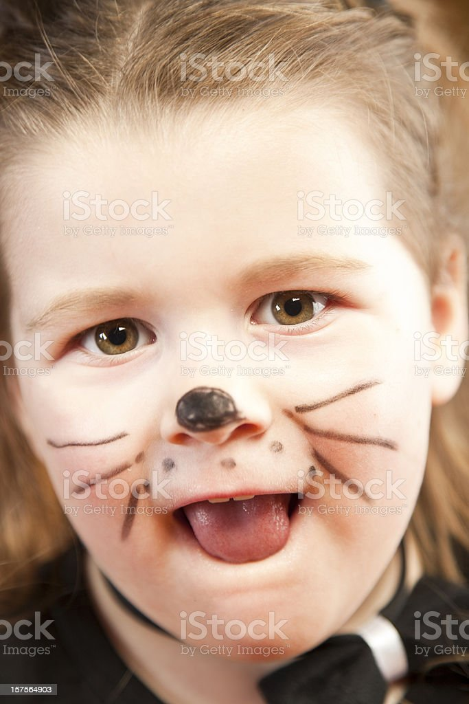 Kitty Liza royalty-free stock photo