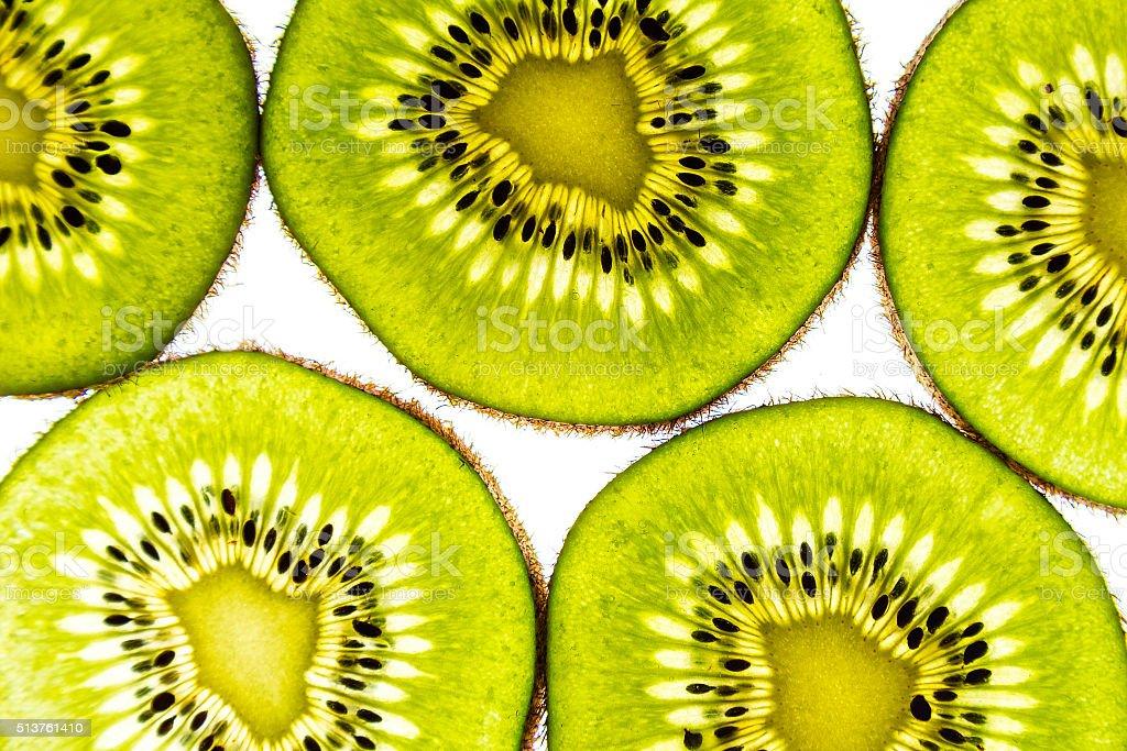 Kiwi fruits frais photo libre de droits