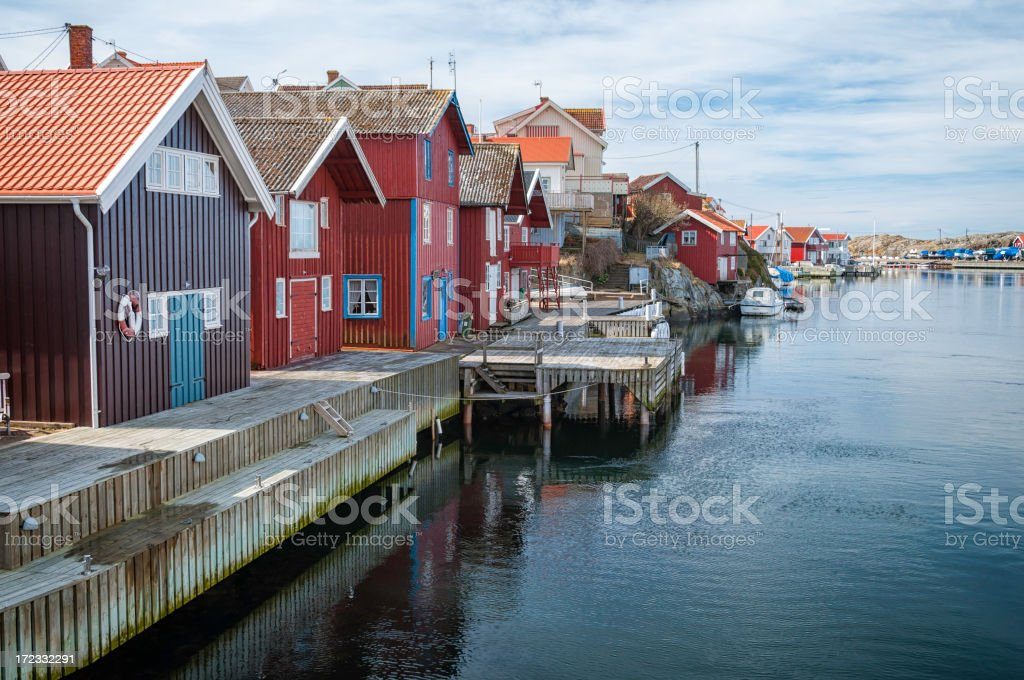 Kladesholmen, Sweden royalty-free stock photo
