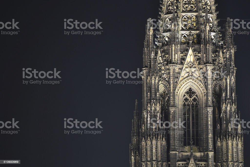 Kölner Dom stock photo