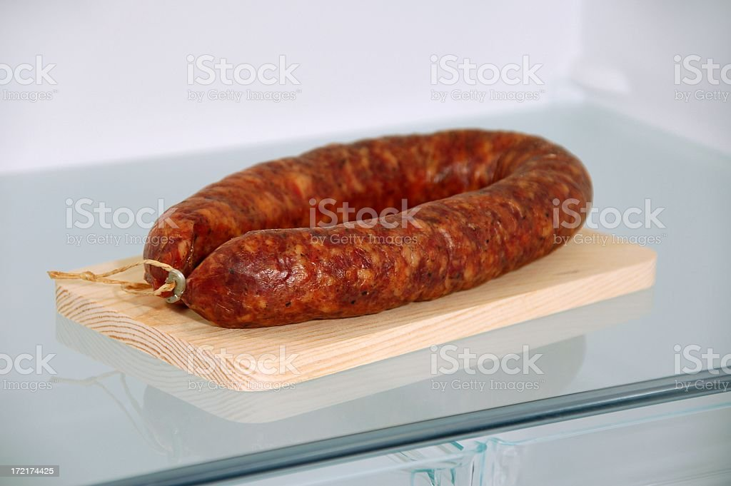 Knackwurst royalty-free stock photo