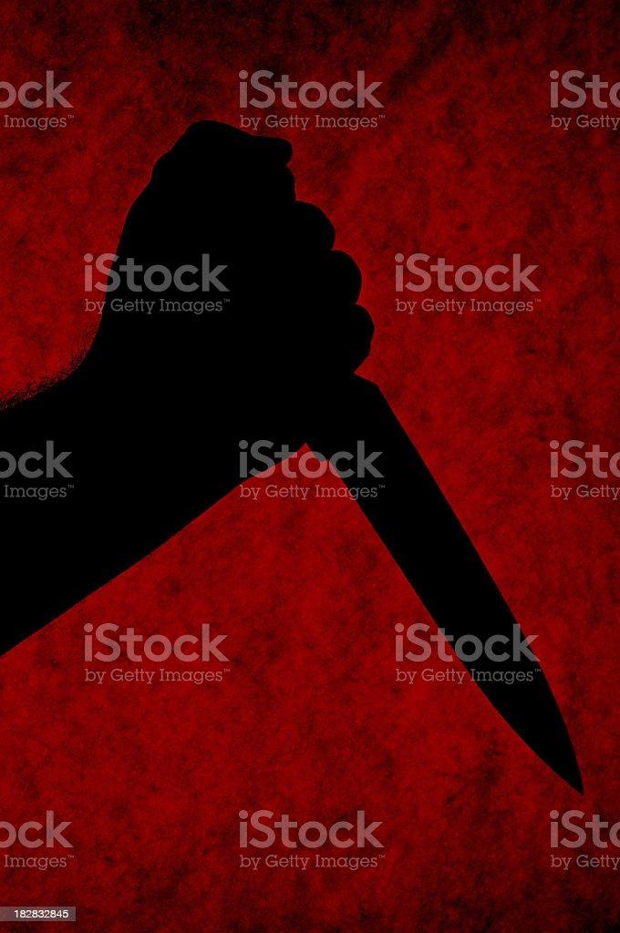 Knife stock photo