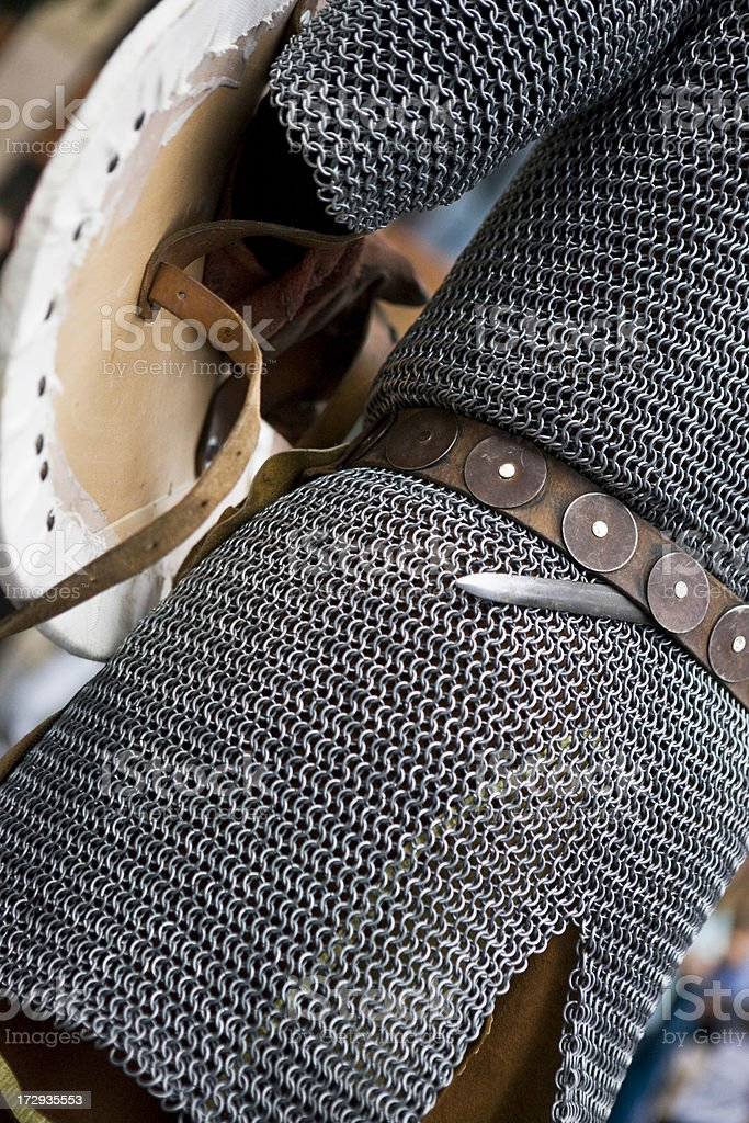 Knight stock photo